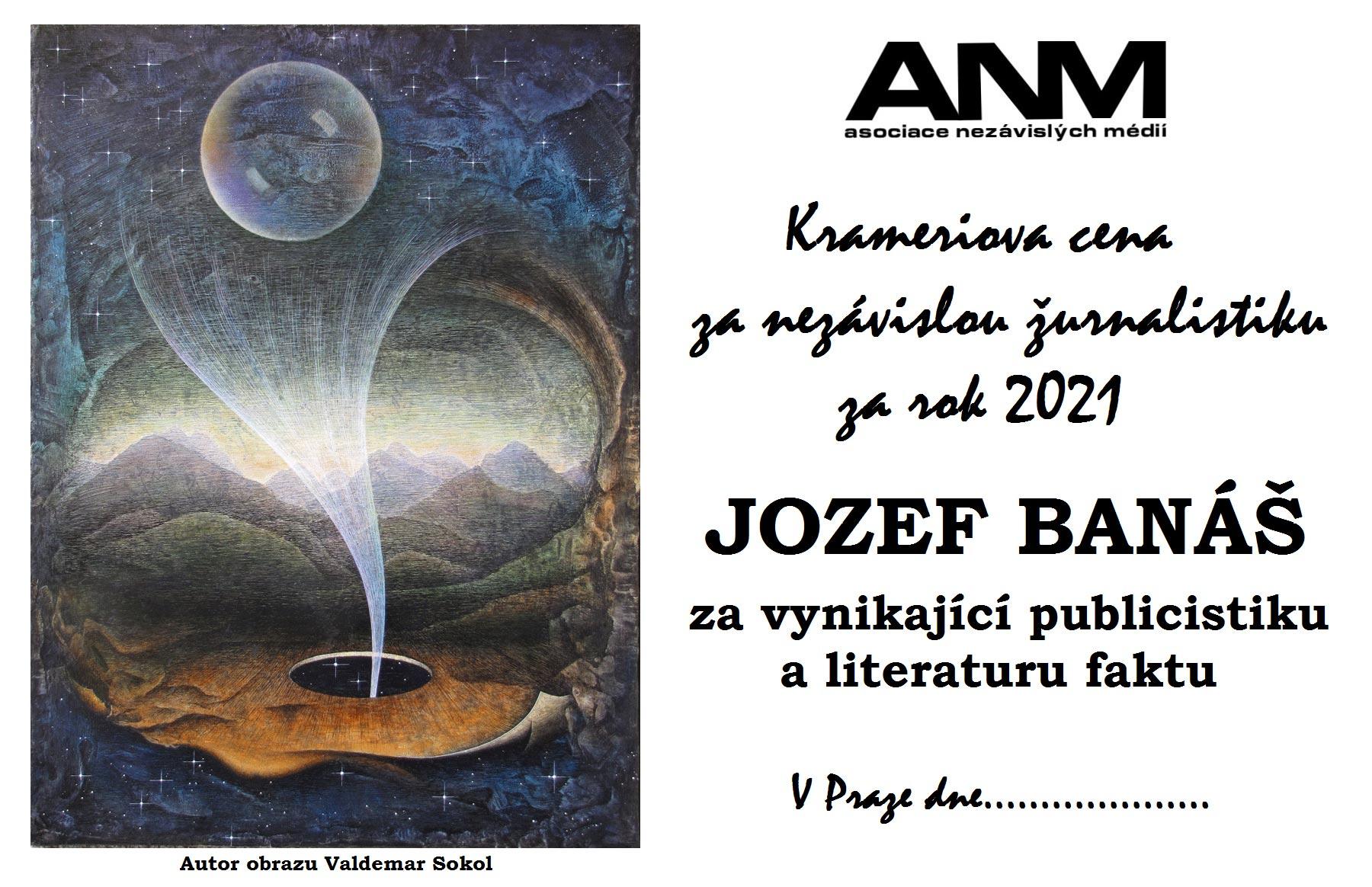 Krameriova-cena-diplom-Banáš